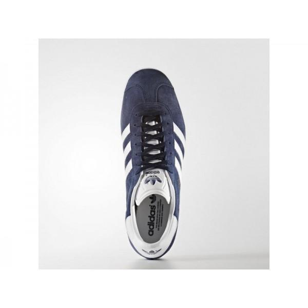 Originalsschuhe Adidas 'Gazelle' Collegiate Navy/Weiß/Gold Met. für Herren Schuhe