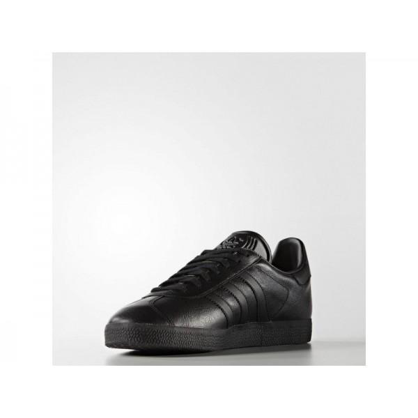 Originalsschuhe Adidas 'Gazelle' Schwarz/Gold Met. für Herren Schuhe