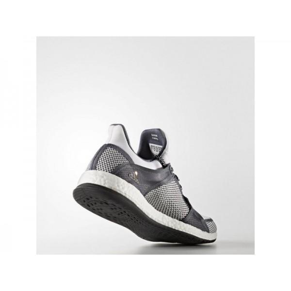 PURE BOOST X TRAINING adidas Damen Training Schuhe - Ftwr Weiß/Cre-Shwarz/Oix