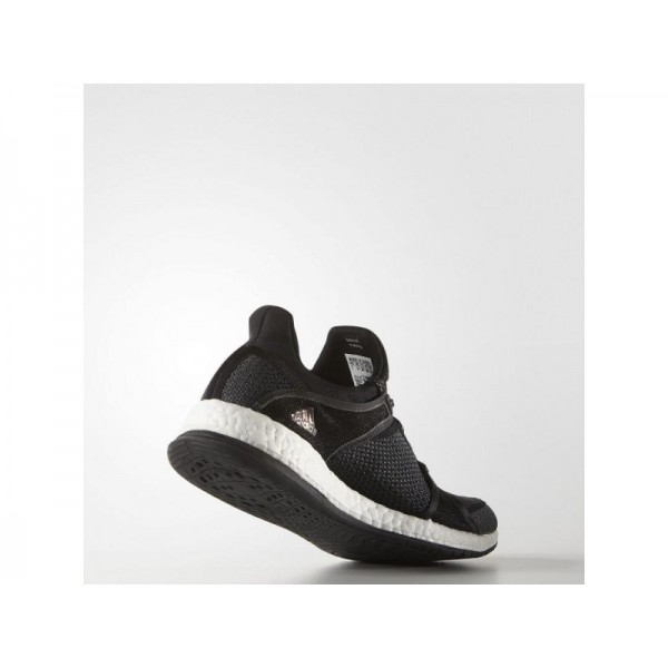 PURE BOOST X TRAINING adidas Damen Training Schuhe - Core-Schwarz/Onix/Ftwr Weiß
