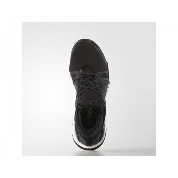 PURE BOOST X TRAINING adidas Damen Training Schuhe - Core-Schwarz/Onix/Ftwr Weiß