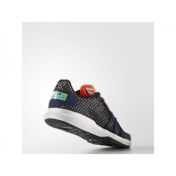 ADIDAS STELLASPORT IVELY adidas Damen Training Schuhe - Weiß/Shwarz-Cre/Slar Rd
