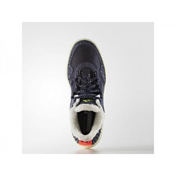 ADIDAS STELLASPORT IRANA adidas Damen Training Schuhe - Nacht Indigo/Weiß Dmpf S11/Bitz Rd S5