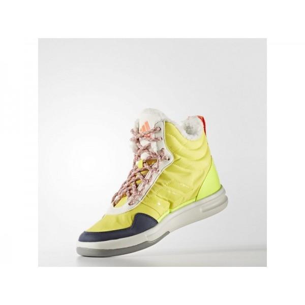 ADIDAS STELLASPORT IRANA adidas Damen Training Schuhe - Helles Gelb/Nacht Indigo/Solar Red