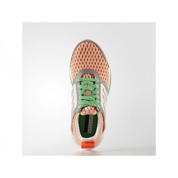 ADIDAS STELLASPORT YVORI adidas Damen Training Schuhe - Semi-Flash Orange S15/Flash-Rot S15/Ch Fest Grau
