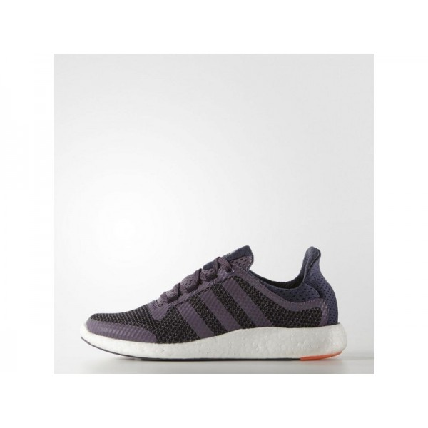 PURE BOOST adidas Damen Running Schuhe - Ash Lila/...