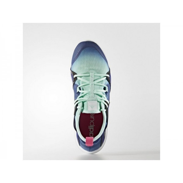 ADIPURE 360.4 adidas Damen Training Schuhe - Unity Ink F16/Nacht Met. F13/F16 Ice Grün