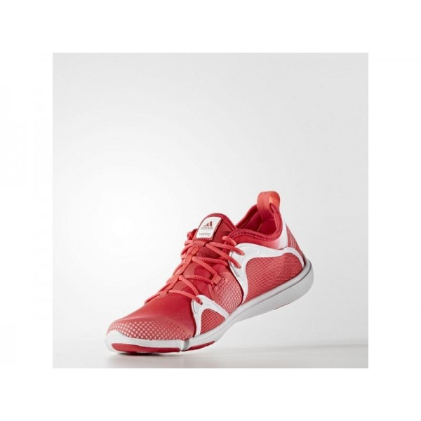 ADIPURE 360.4 adidas Damen Training Schuhe - Ray Red F16/Shock Red S16/Ftwr Weiß