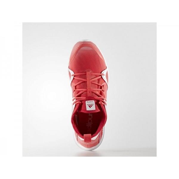 ADIPURE 360.4 adidas Damen Training Schuhe - Ray Red F16/Shock Red S16/Ftwr Weiß
