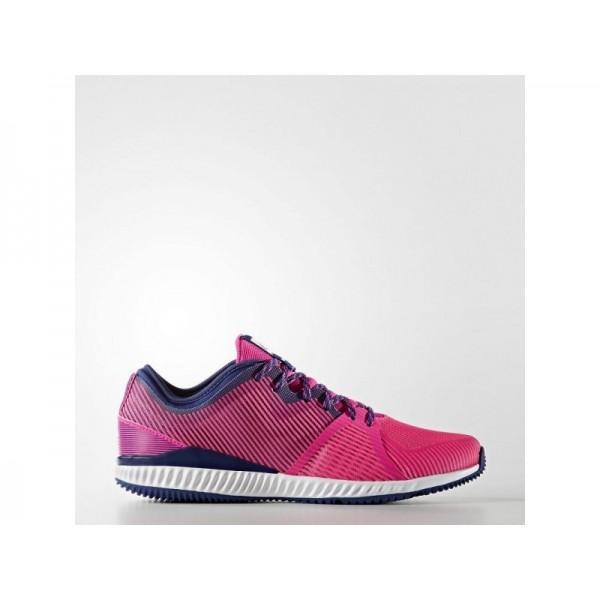 CRAZYMOVE BOUNCE adidas Damen Training Schuhe - Shock Rosa S16/Ftwr Weiß/Uity Ik F6