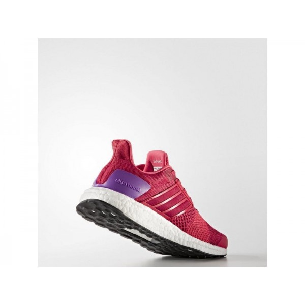 Adidas Damen Ultra Boost Running Schuhe - Ray Red F16/Unity Pink F16/Shock Red S16