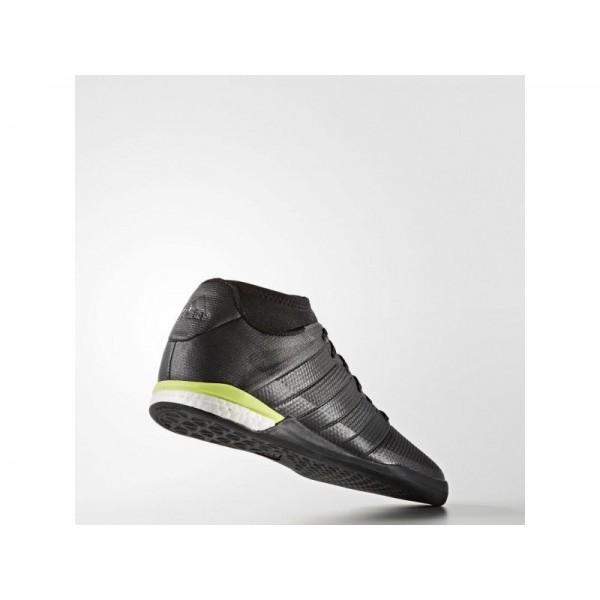 Adidas ACE 16 für Herren Fußball Schuhe - Black/Black/Solar Yellow