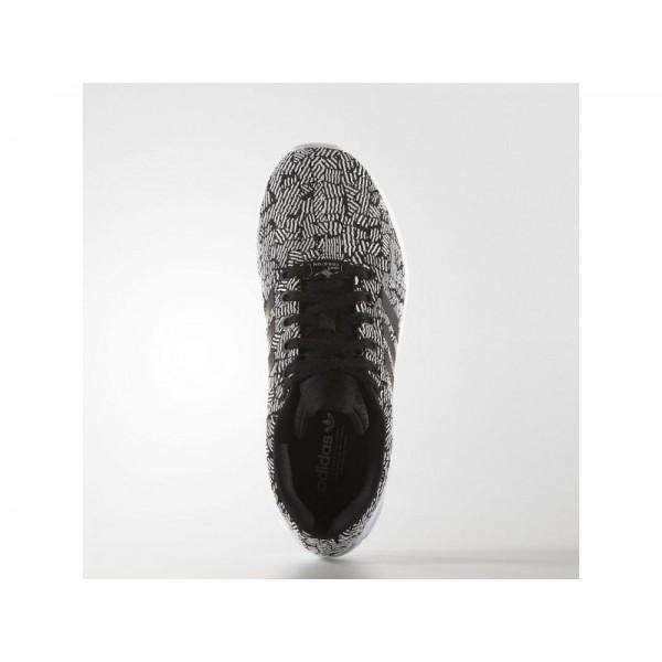 Adidas ZX Flux für Damen Originals Schuhe - Vivid Red S13/Vivid Red S13/Black