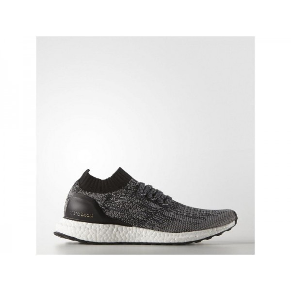 Adidas Damen Ultra Boost Running Schuhe - Black/Ch Solid Grey/Gold Met.