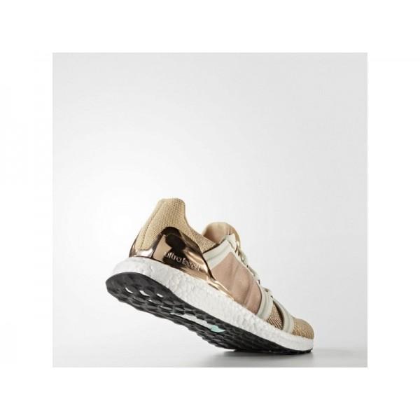 Adidas Damen Ultra Boost Training Schuhe - Copper Met./White Chalk S10/Cardboard