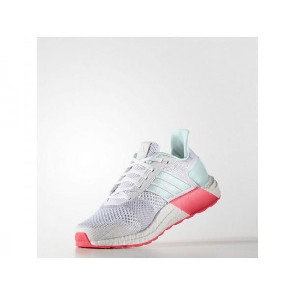 Adidas Damen Ultra Boost Running Schuhe Online - Ftwr White/Ice Mint F16/Shock Red S16