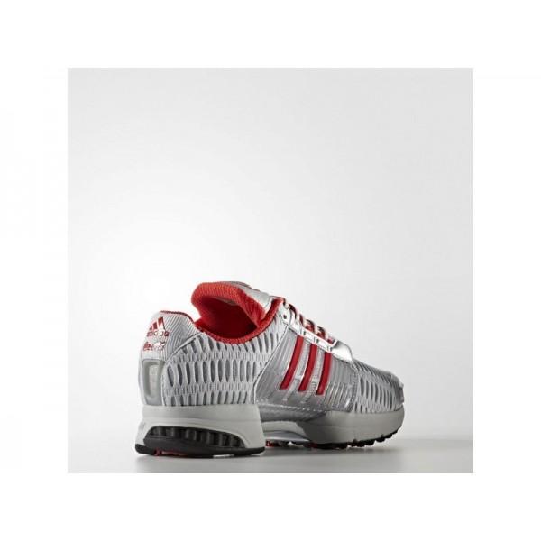 Adidas Climacool 1 für Herren Originals Schuhe - Silver Met./Red/Black