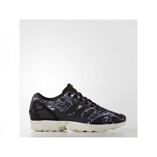 Adidas Damen ZX Flux Originals Schuhe - Black/Blac...