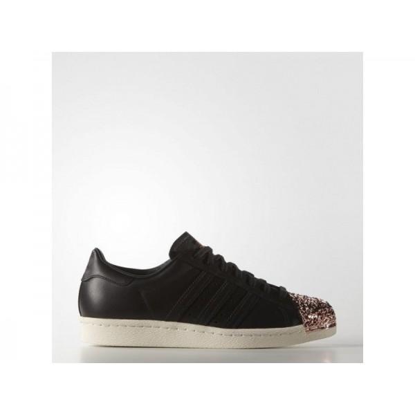 Adidas Superstar für Damen Originals Schuhe - Black/Black/Copper Met.