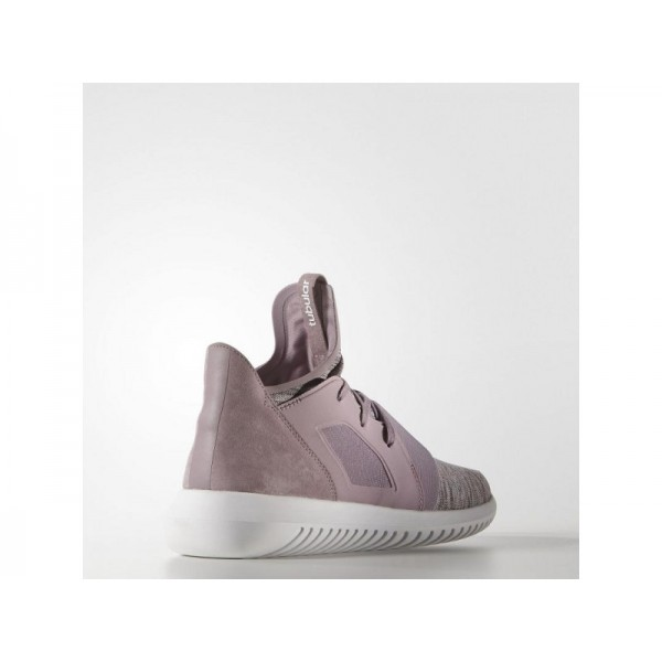 Adidas Tubular Defiant für Damen Originals Schuhe - Blanch Purple/White