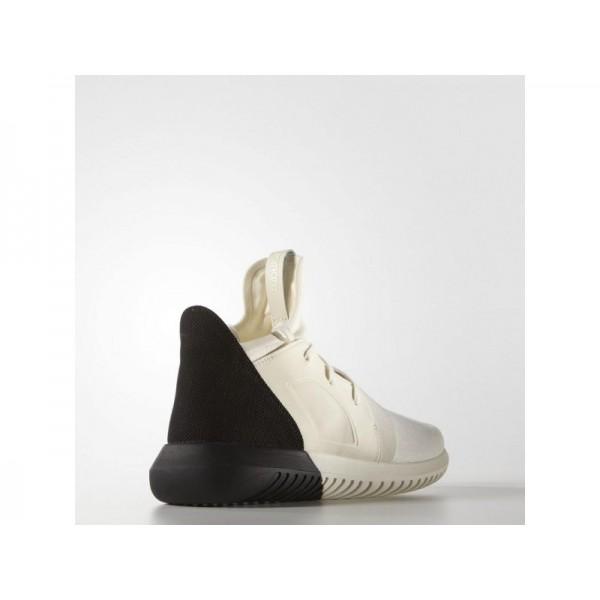 Adidas Damen Tubular Defiant Originals Schuhe - Off White/Off White/Black