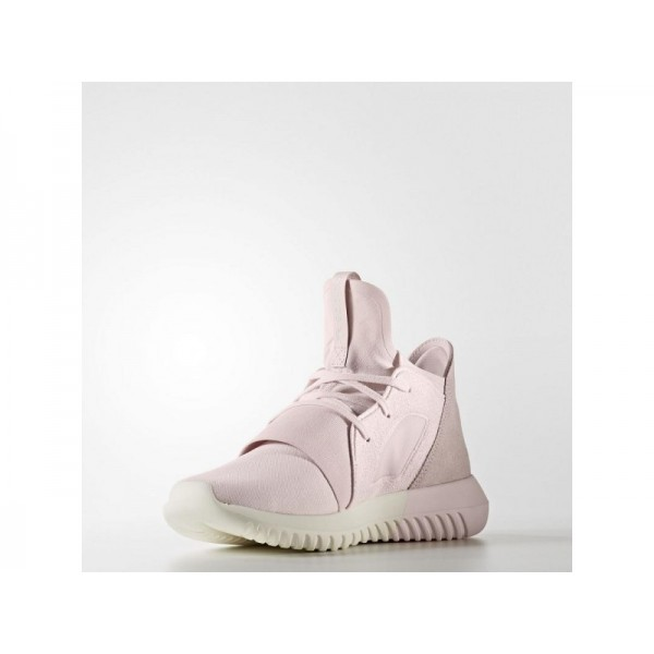Adidas Damen Tubular Defiant Originals Schuhe - Halo Pink S16/Halo Pink S16/White