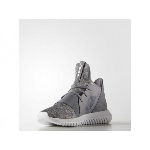 Adidas Damen Tubular Defiant Originals Schuhe - Grey/White Adidas S75253