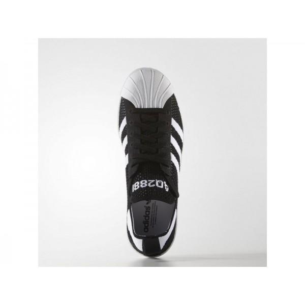Adidas Superstar für Damen Originals Schuhe - Black/White Adidas AQ2881