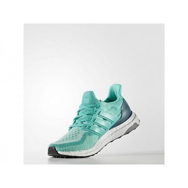 Adidas Damen Ultra Boost Running Schuhe - Shock Mint S16/Ice Mint F16/Tech Green F16