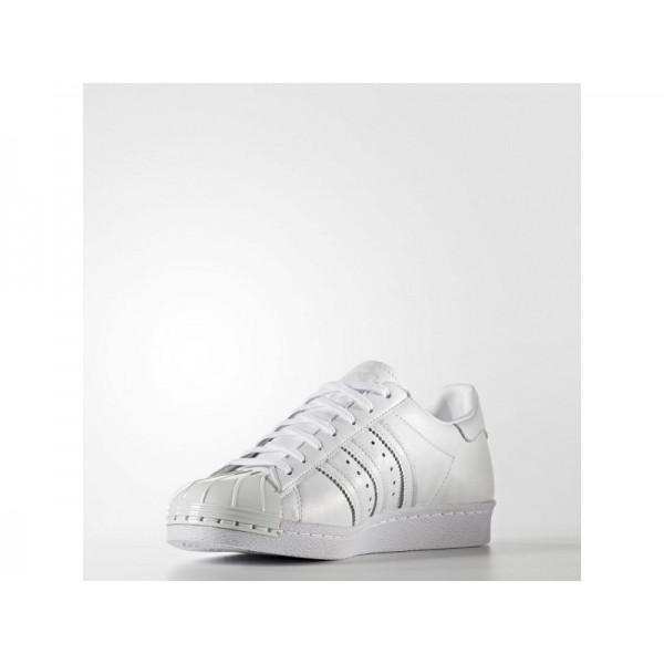 Adidas Superstar für Damen Originals Schuhe Online - Ftwr White/Ftwr White/Black