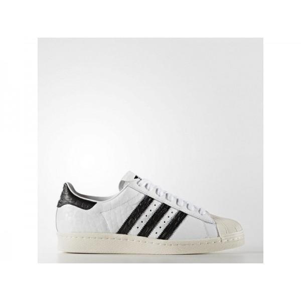 Adidas Superstar für Damen Originals Schuhe Online - Ftwr White/Black/Off White