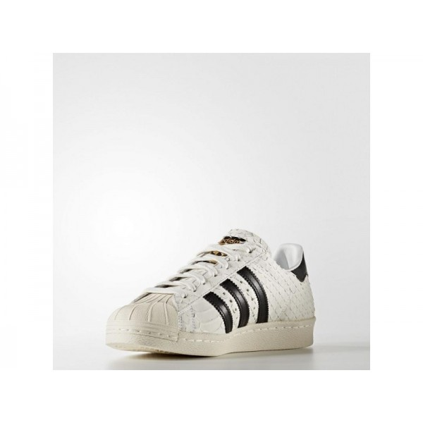 Adidas Superstar für Damen Originals Schuhe - Crystal White S16/Black/Chalk White