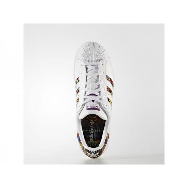 Adidas Superstar für Damen Originals Schuhe Online - Ftwr White/Ftwr White/Mid Grapef07