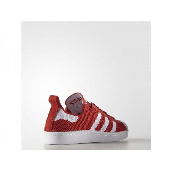Adidas Superstar für Damen Originals Schuhe - Lush Red/White/Lush Red