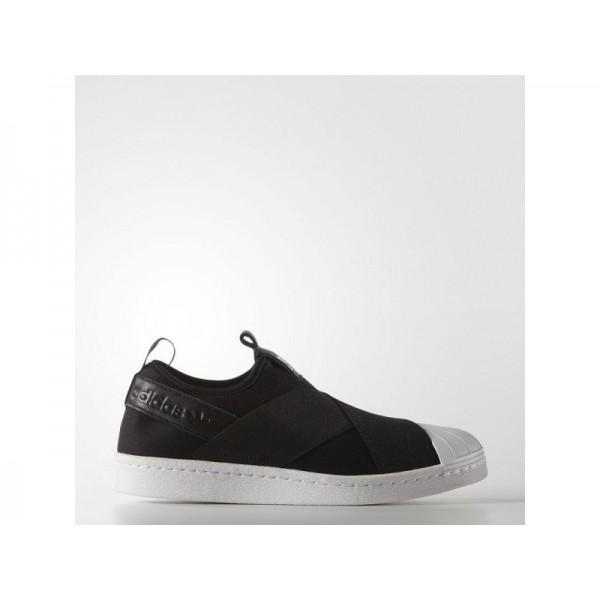 Adidas Superstar für Damen Originals Schuhe - Black/White Adidas S81337