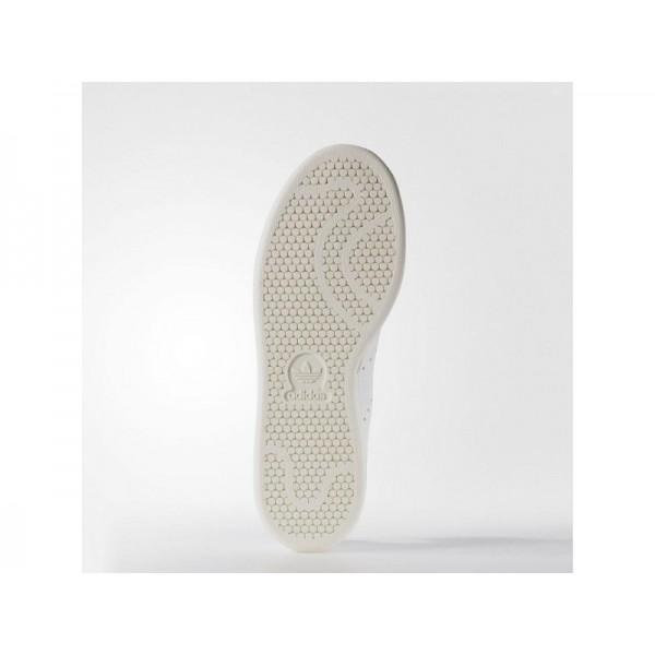 Adidas Stan Smith für Damen Originals Schuhe Online - Ftwr White/Ftwr White/Vapour Green F16