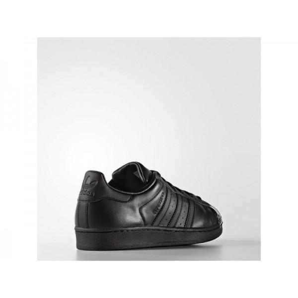 Adidas Superstar für Damen Originals Schuhe - Black/Black/Ftwr White