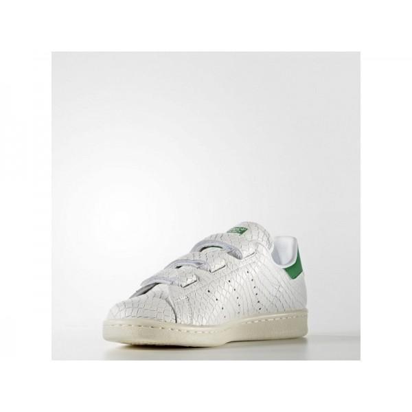 Adidas Stan Smith für Damen Originals Schuhe Online - Ftwr White/Ftwr White/Green