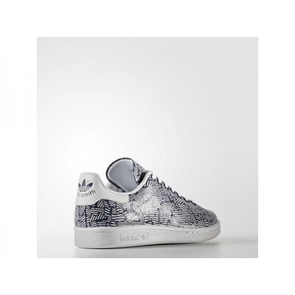 Adidas Damen Stan Smith Originals Schuhe günstig - Collegiate Navy/Collegiate Navy/Ftwr White