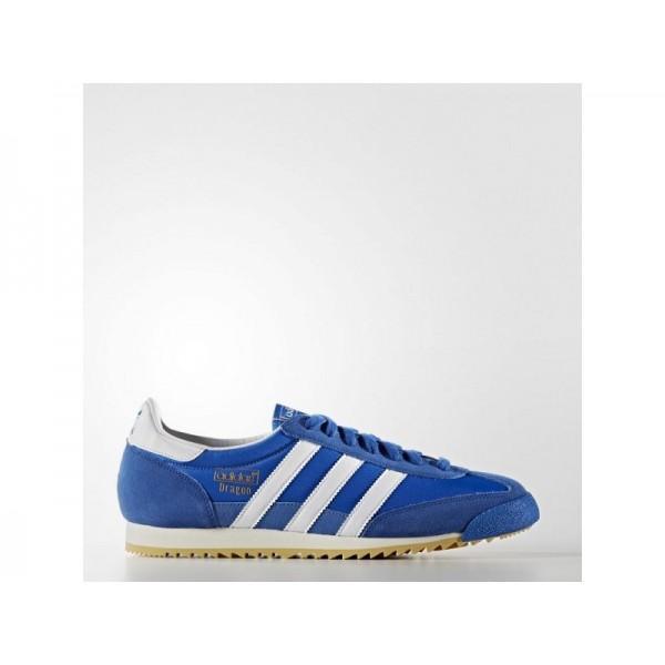 Originalsschuhe Adidas 'Dragon Vintage' Blau/FTWR Weiß/Königsblau Schuhe für Herren