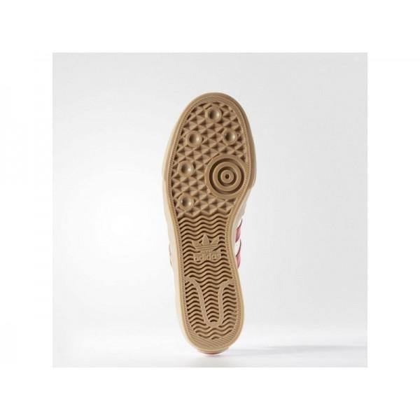 adidas Originals ADIEASE UNIVERSAL ADV Herren Schuhe - Weiß/Scarlet/Gold Met.