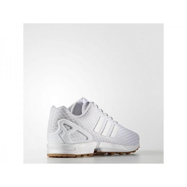 adidas Originals ZX FLUX Herren Schuhe - Weiß/Gum4