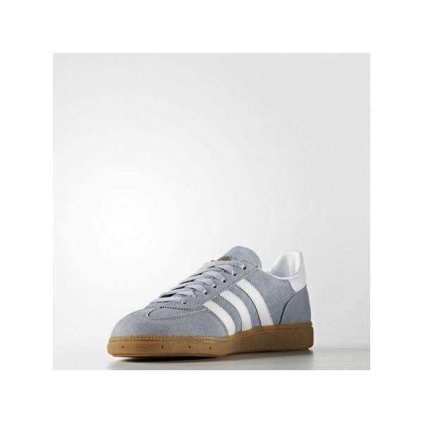 adidas Originals SPEZIAL Herren Schuhe - Hellgrau/Weiß/Gold Met.