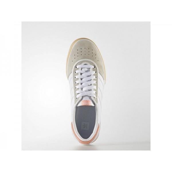 Originalsschuhe Adidas 'Lucas Premiere ADV' Crystal White S16/FTWR Weiß/Sun Glow S16 für Herren Schuhe