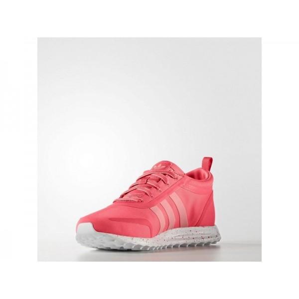 adidas Originals LOS ANGELES Herren Schuhe - Shock Red S16/Ray Rosa F16/Weiß