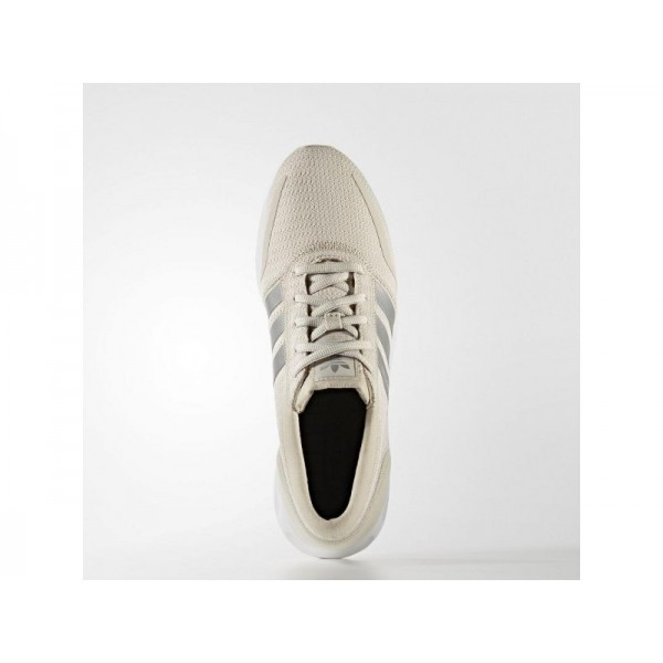 Originalsschuhe Adidas 'Los Angeles' Durchsichtig Braun/Silber Met./Ftwr Weiß Schuhe für Herren