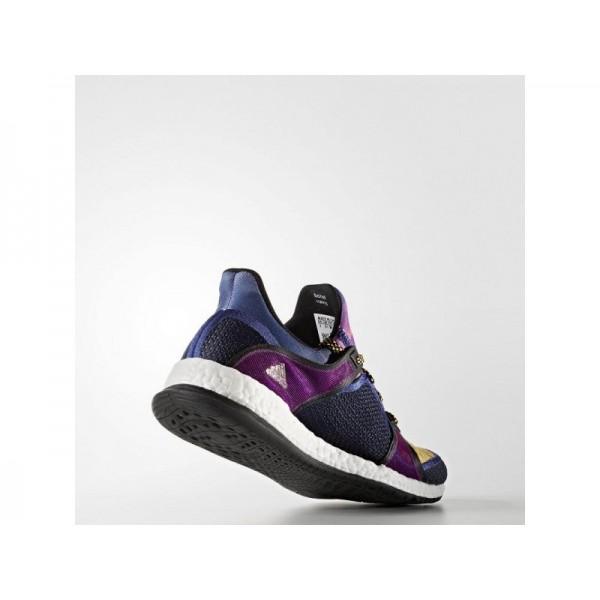 Adidas Damen Pure Boost Training Schuhe - Unity Ink F16/Black/Solar Gold