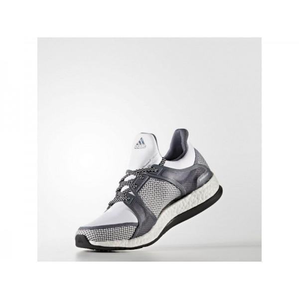 Adidas Damen Pure Boost Training Schuhe Online - Ftwr White/Black/Onix