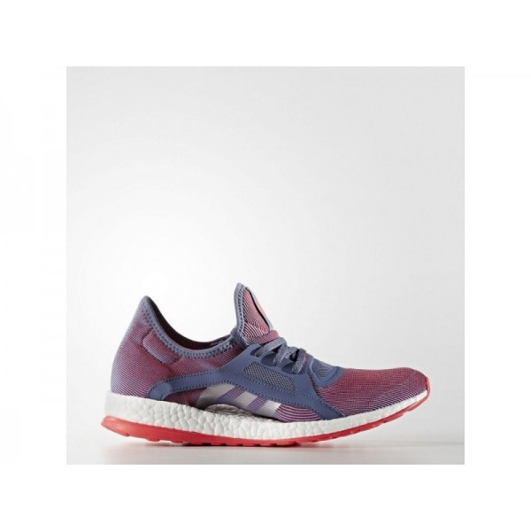 Adidas Damen Pure Boost Running Schuhe - Super Pur...