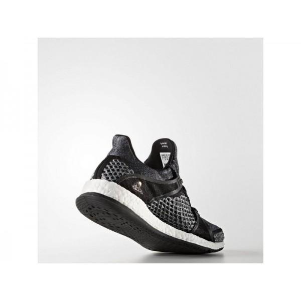 Adidas Pure Boost für Damen Training Schuhe - Black/Black/Vapour Blue F16
